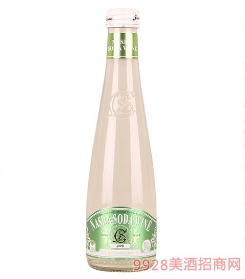 004娜沙海盐荔枝味苏打酒