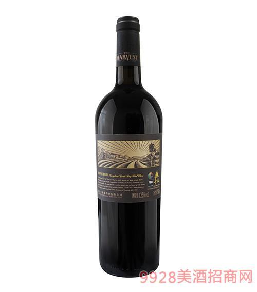 丰收西拉干红葡萄酒
