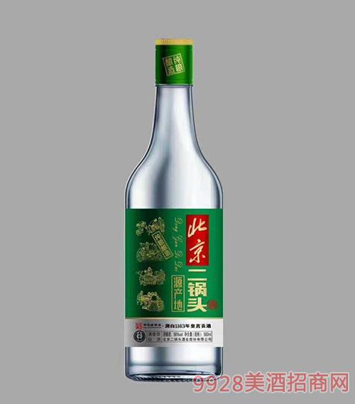 北京二锅头酒-绿