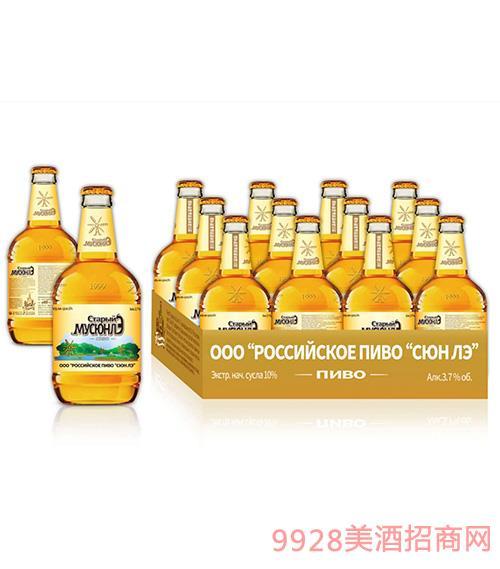 俄罗斯啤酒