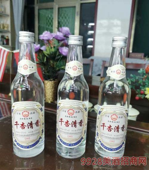 千杏清香酒