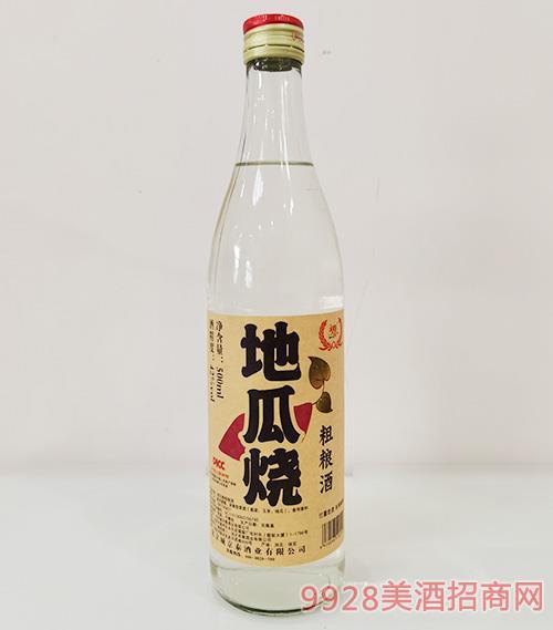 京泰地瓜烧纯粮酒42度500ml