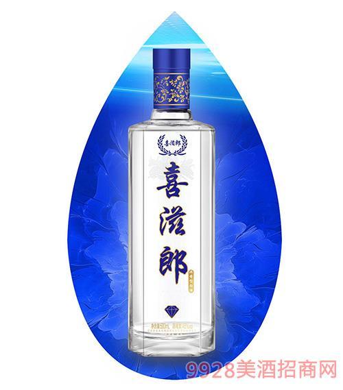 喜滋郎酒藍鉆