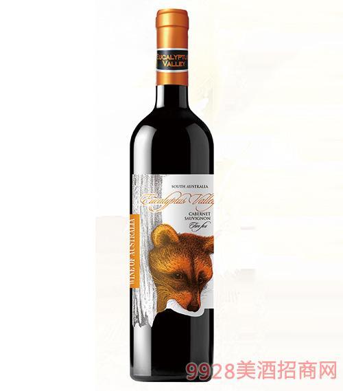桉拉溪谷·火狐干红葡萄酒