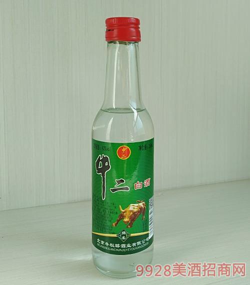中二白酒绵柔260ml