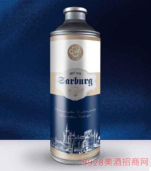 萨堡精酿啤酒大麦原浆10.5°P 1L