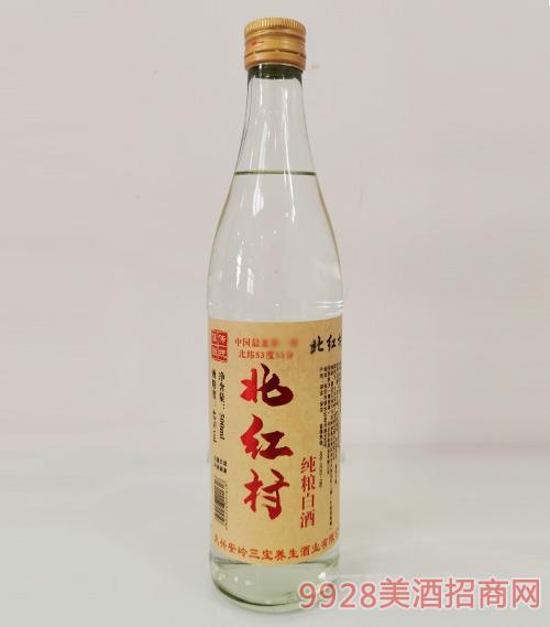 北红村纯粮白酒42度500ml