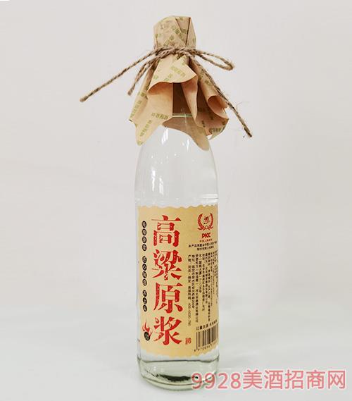 京泰高粱原浆酒42度500ml