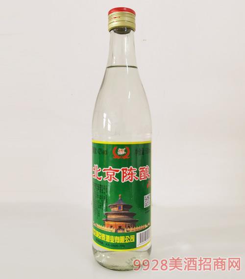 京泰北京陈酿酒42度500ml