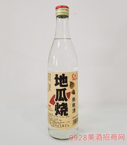 京泰地瓜烧粗粮酒42度500ml