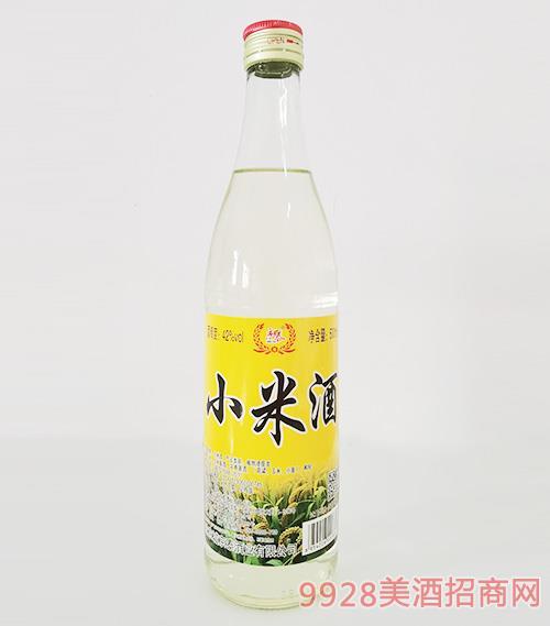 京泰小米酒42度500ml