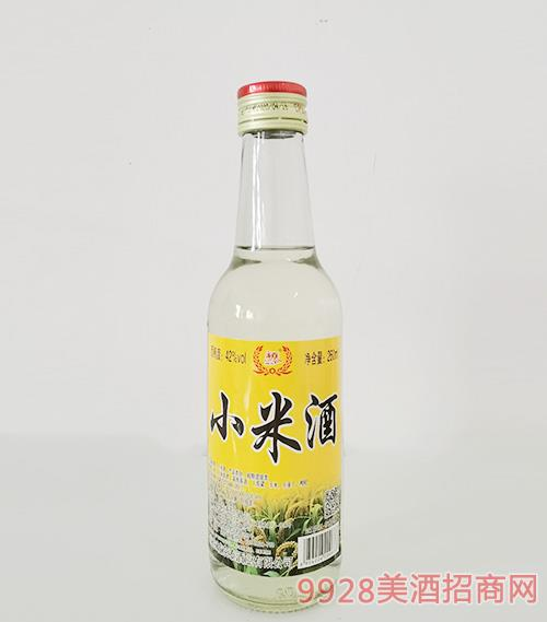京泰小米酒42度250ml