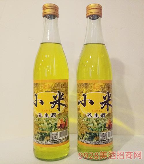 42度京泰龙江小米养生酒500ml
