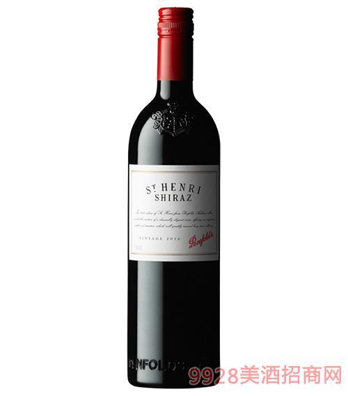 奔富圣亨利西拉干红葡萄酒
