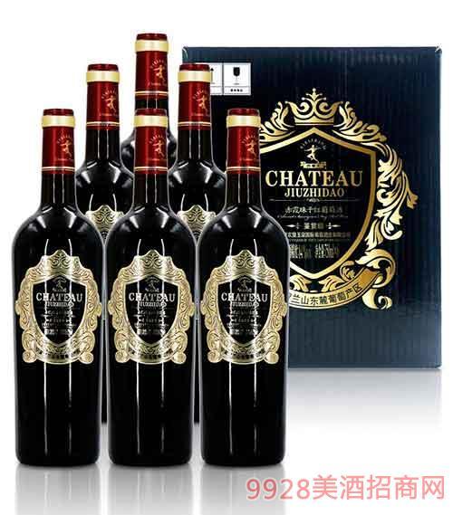西夏王赤霞珠干红葡萄酒鉴赏级