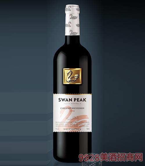 天鹅峰酒庄·银天鹅干红葡萄酒