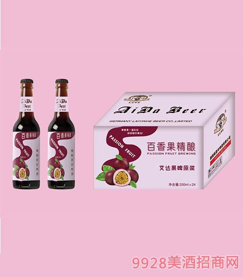 艾達果啤原漿-百香果精釀-330ml