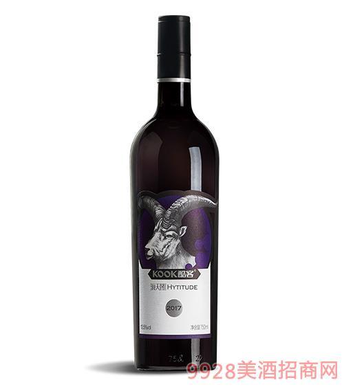 海天图干红葡萄酒
