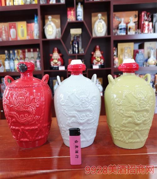 2012年台湾金门高粱酒1公升
