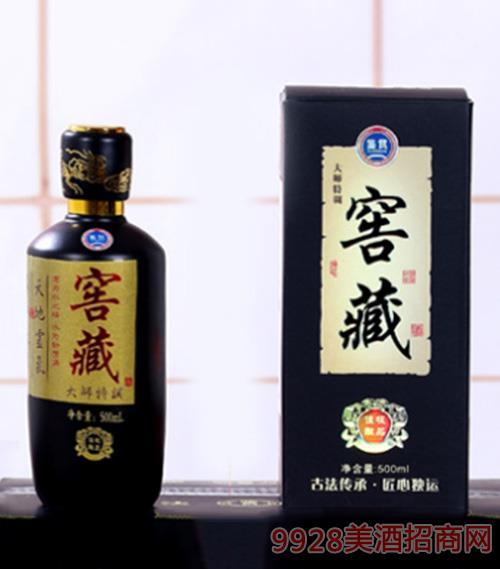 窖藏酒500ml