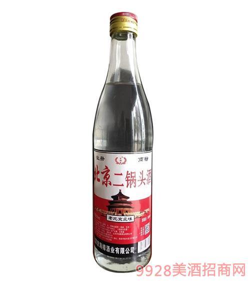 牛牧王北京二锅头酒-白瓶-红标