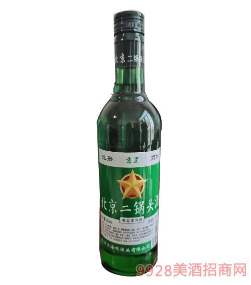 京罡北京二锅头酒-绿瓶