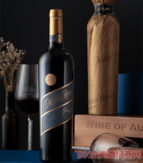 2018澳大利亞貴族之路哥頓老藤紅酒