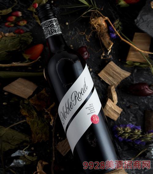 2012澳大利亞貴族之路多姿桃西拉紅酒