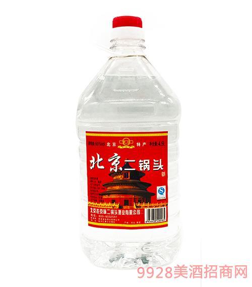 北京二鍋頭50度4.5L