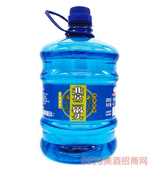 北京二鍋頭酒-藍桶裝