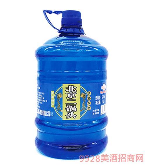 北京二鍋頭酒-52度 藍桶裝