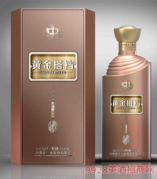 黄金搭档酒-酱酒黄金-53度500ml