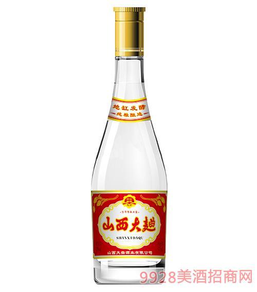 山西大曲酒42度475mlx12