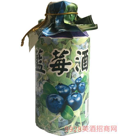 黃氏藍莓酒 125ml小瓷瓶