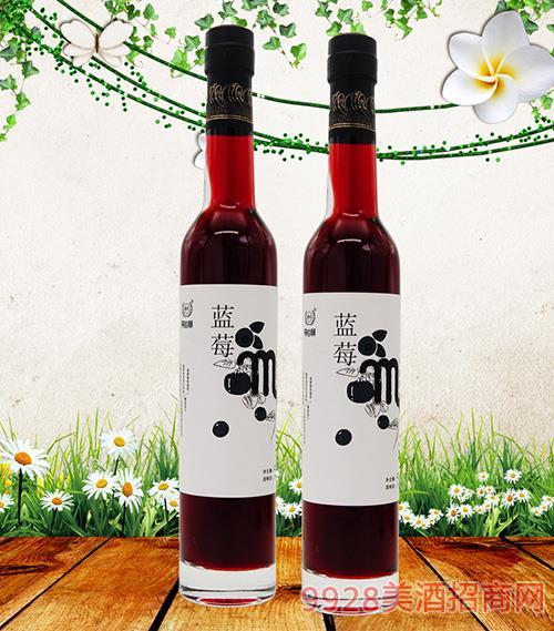 有你時藍莓酒 415ml冰酒瓶