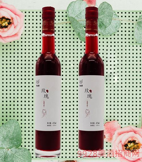 �S氏玫瑰酒 415ml冰酒瓶