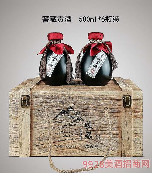 窖藏�酒500mlx6��