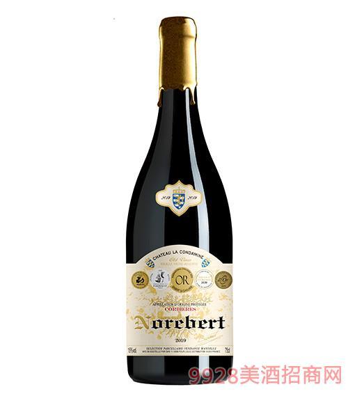 诺波特·巴内特老藤珍藏干红葡萄酒