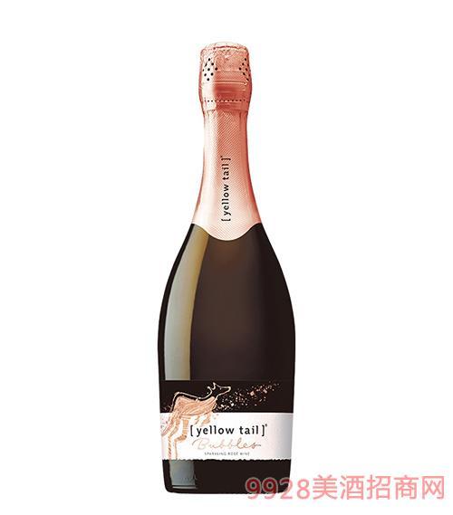 黃尾袋鼠桃紅起泡葡萄酒