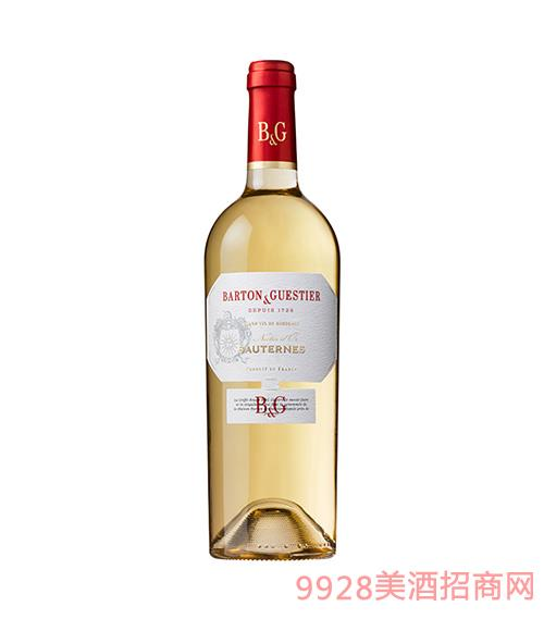 绯杰苏黛甜白葡萄酒