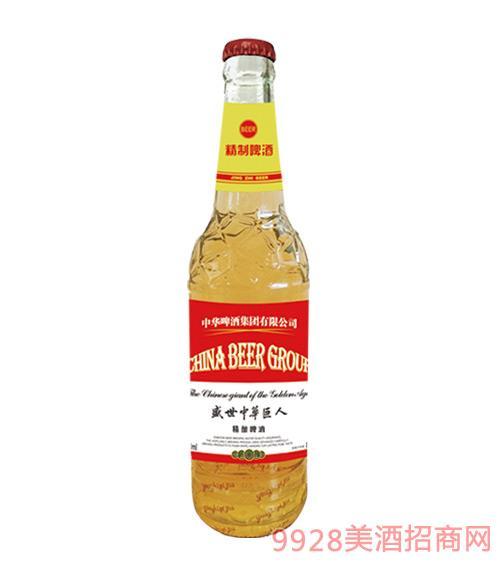 中华啤酒500ml8°P