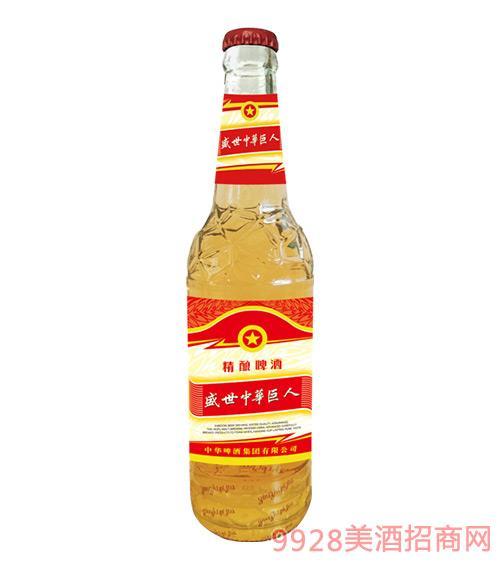 中华啤酒500ml10°P