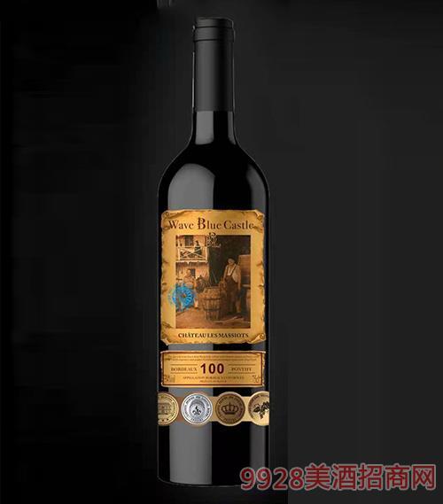 波蓝堡皇室干红葡萄酒