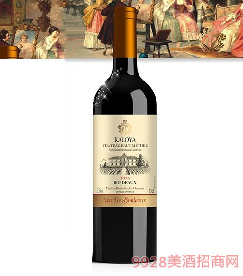卡洛雅贵族酒庄干红葡萄酒