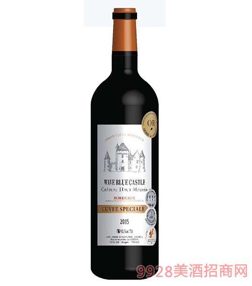 波蓝堡贵族干红葡萄酒