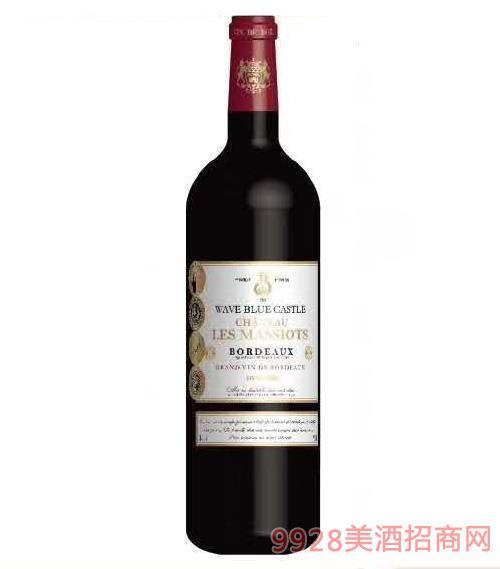 波蓝堡伯爵干红葡萄酒