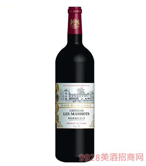 波蓝堡家族干红葡萄酒