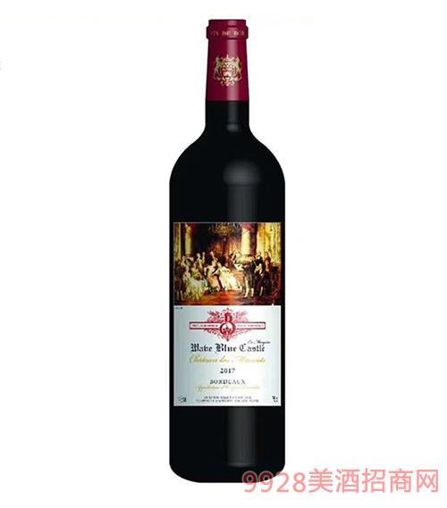 波蓝堡侯爵干红葡萄酒