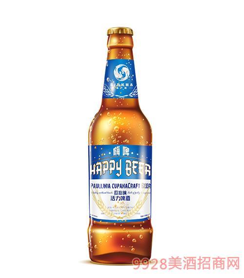 瓜拉�{活力啤酒 460ml
