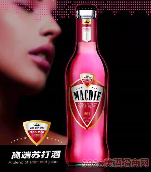 麦乐迪苏打酒-诱惑型 红
